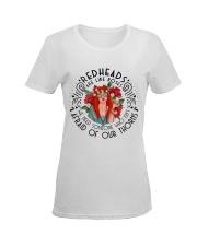 Roses Ladies T-Shirt women-premium-crewneck-shirt-front