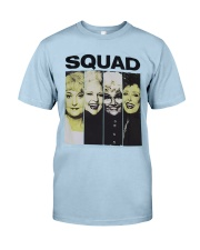 The golden girls squad Classic T-Shirt front
