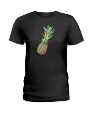 Brilliant Pineapple  Ladies T-Shirt thumbnail