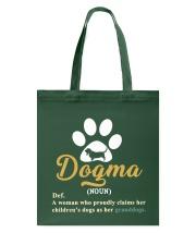 Dogma Tote Bag thumbnail
