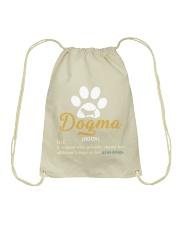 Dogma Drawstring Bag thumbnail