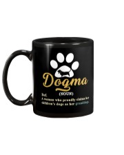 Dogma Mug back
