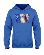 Dachshund Independence Day Hooded Sweatshirt thumbnail