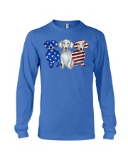 Dachshund Independence Day Long Sleeve Tee thumbnail