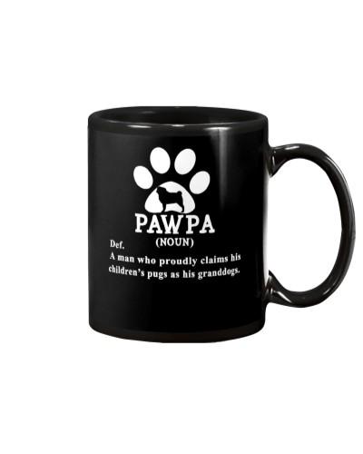 Pawpa pugs  -
