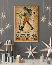 Hiking Find My Soul Vertical Poster 11x17 Poster lifestyle-holiday-poster-1