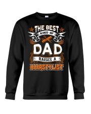 DAD HAIRSTYLIST Crewneck Sweatshirt thumbnail