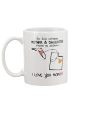 09 44 FL UT Florida Utah mother daughter D1 Mug back