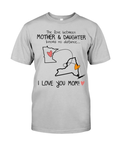 MD 2332 MNNY MINNESOTA NEWYORK MOTHER DAUGHTER