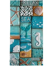 LOVE SEA LOVE BEACH Bath Towel thumbnail