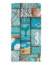 LOVE SEA LOVE BEACH Beach Towel thumbnail