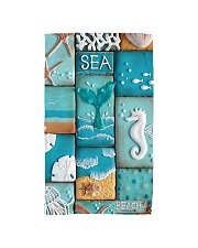 LOVE SEA LOVE BEACH Hand Towel thumbnail