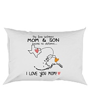 43 02 TX AK Texas Alaska PMS6 Mom Son Rectangular Pillowcase thumbnail