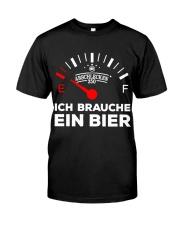 EIN BIER Classic T-Shirt front