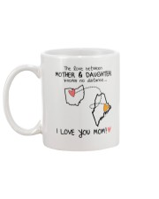 35 19 OH ME Ohio Maine mother daughter D1 Mug back