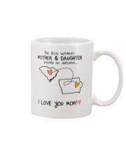 40 15 SC IA SouthCarolina Iowa mother daughter D1 Mug front