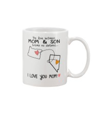 37 28 OR NV Oregon Nevada Mom and Son D1 Mug front