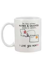 18 06 LA CO Louisiana Colorado mother daughter D1 Mug back