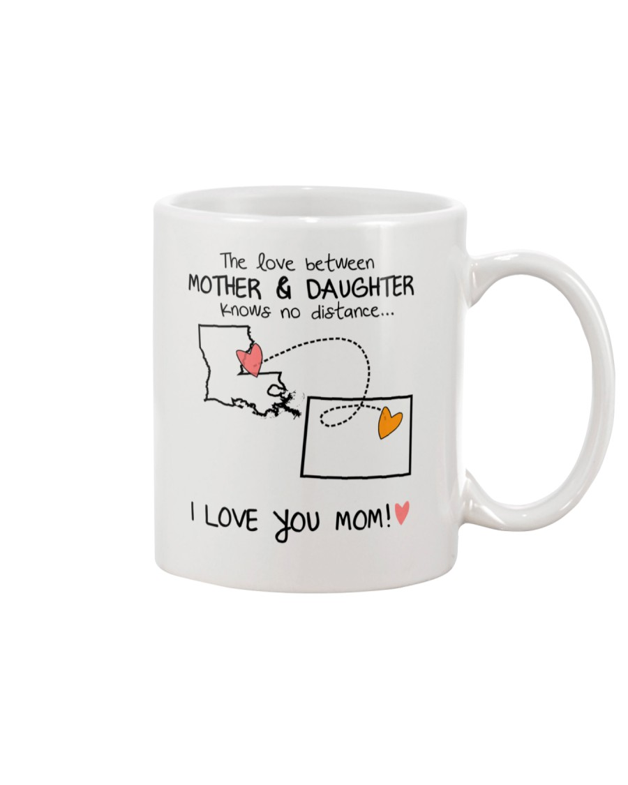 18 06 LA CO Louisiana Colorado mother daughter D1 Mug