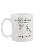 43 08 TX DE Texas Delaware mother daughter D1 Mug back