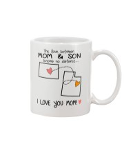 06 44 CO UT Colorado Utah Mom and Son D1 Mug front