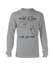 MS 3705 ORCA OREGON CALIFORNIA MOM SON Long Sleeve Tee tile