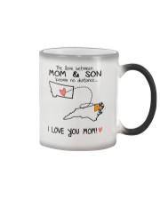 26 33 MT NC Montana North Carolina Mom and Son D1 Color Changing Mug thumbnail