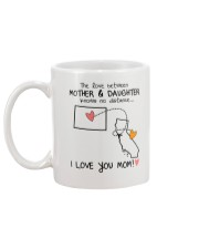 06 05 CO CA Colorado California mother daughter D1 Mug back