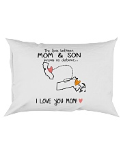 05 21 CA MA California Massachusetts PMS6 Mom Son Rectangular Pillowcase thumbnail