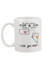 16 28 KS NV Kansas Nevada Mom and Son D1 Mug back
