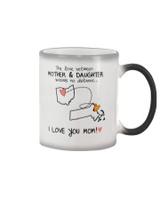 35 21 OH MA Ohio Massachusetts mother daughter D1 Color Changing Mug thumbnail
