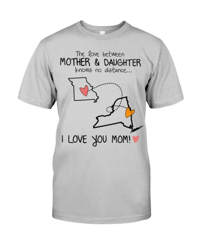 MD 2532 MONY MISSOURI NEWYORK MOTHER DAUGHTER
