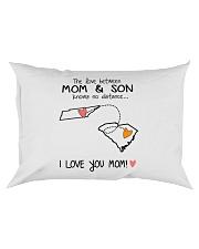 42 40 TN SC Tennessee South Carolina PMS6 Mom Son Rectangular Pillowcase thumbnail