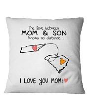 42 40 TN SC Tennessee South Carolina PMS6 Mom Son Square Pillowcase thumbnail