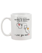 49 05 WI CA Wisconsin California mother daughter D Mug back
