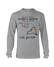 MD 3632 OKNY OKLAHOMA NEWYORK MOTHER DAUGHTER Long Sleeve Tee thumbnail
