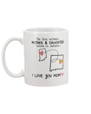 14 31 IN NM Indiana NewMexico mother daughter D1 Mug back