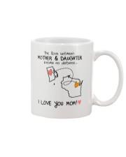 39 49 RI WI RhodeIsland Wisconsin mother daughter  Mug front