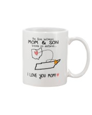 35 42 OH TN Ohio Tennessee Mom and Son D1 Mug front