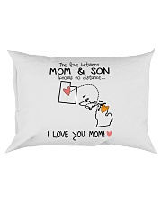 44 22 UT MI Utah Michigan PMS6 Mom Son Rectangular Pillowcase thumbnail