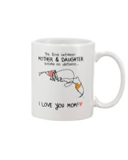 20 09 MD FL Maryland Florida mother daughter D1 Mug front