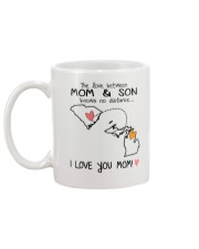 40 22 SC MI South Carolina Michigan Mom and Son D1 Mug back