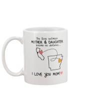 05 04 CA AR California Arkansas mother daughter D1 Mug back