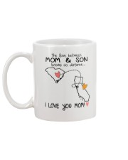 40 05 SC CA South Carolina California Mom and Son  Mug back