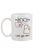15 44 IA UT Iowa Utah Mom and Son D1 Mug back