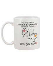 19 43 ME TX Maine Texas mother daughter D1 Mug back