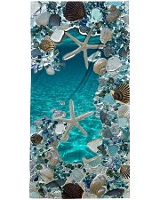 Love sea Love Beach Premium Beach Towel tile