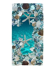 Love sea Love Beach Beach Towel thumbnail
