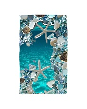 Love sea Love Beach Hand Towel thumbnail
