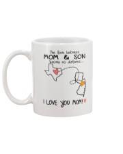 43 30 TX NJ Texas New Jersey Mom and Son D1 Mug back